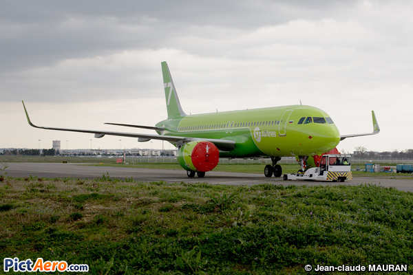 Airbus A320-271N  (S7 - Siberia Airlines)