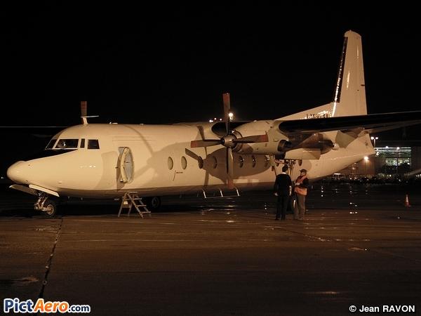 Fokker F-27-500F Friendship  (Miniliner)