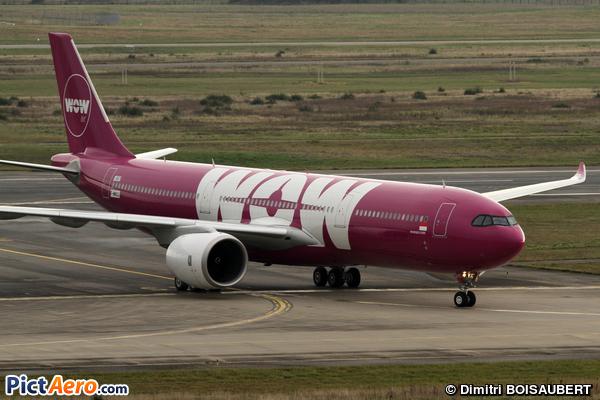 Airbus A330-941neo (WOW AIR)