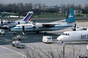Fokker 50 (LX-LGD)