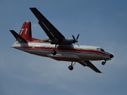 Fokker F-27-600 Friendship (F-ZBFF)