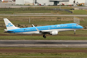 Embraer ERJ-190-100 STD (PH-EXF)