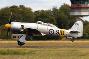 Hawker Sea Fury T20S (G-INVN)