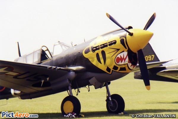 Curtiss P-40K Warhawk  (N402WH LLC)