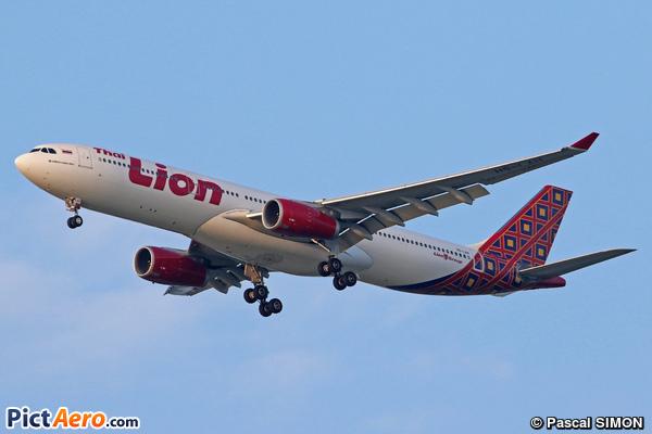 Airbus A330-343E (Thai Lion Air)