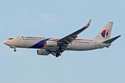 Boeing 737-8H6/WL (9M-MLM)