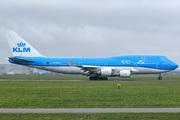 Boeing 747-406M (PH-BFW)