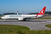 Boeing 737-8F2/WL
