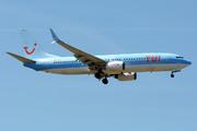 Boeing 737-8K5/WL (OO-JAX)