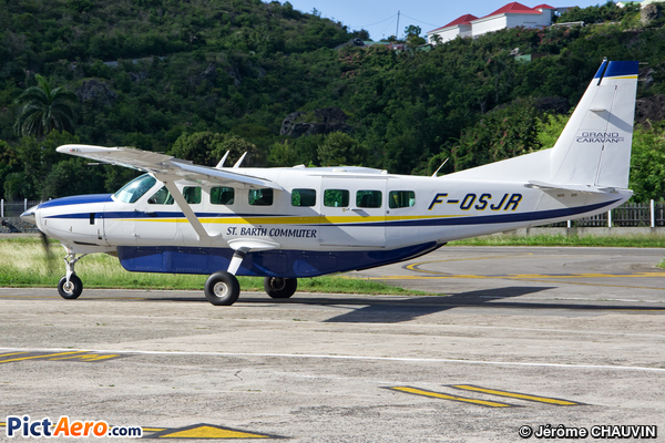 Cessna 208B Grand Caravan (St Barth Commuter)
