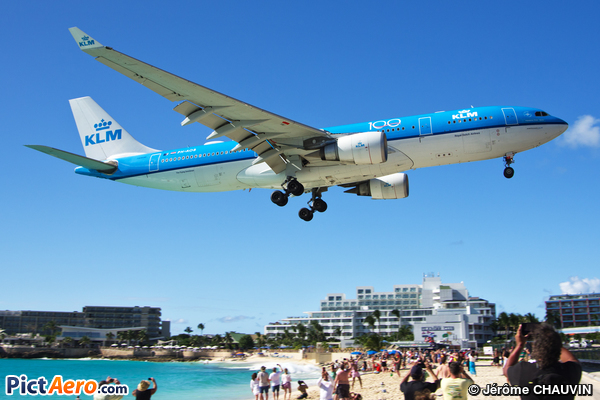 Airbus A330-203 (KLM Royal Dutch Airlines)