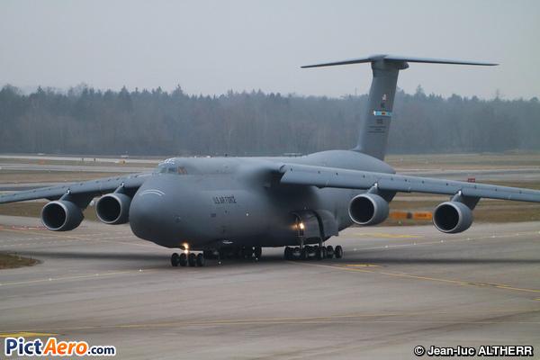 Lockheed C-5M Super Galaxy (United States - US Air Force (USAF))
