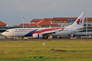 Boeing 737-8FZ/WL (9M-MLI)