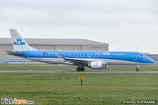 Embraer ERJ-190-100 STD (KLM Cityhopper)