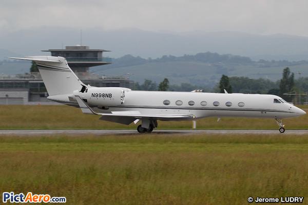 Gulfstream G550 (TVPX AIRCRAFT SOLUTIONS INC TRUSTEE )