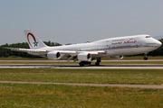 Boeing 747-8Z5/BBJ (CN-MBH)