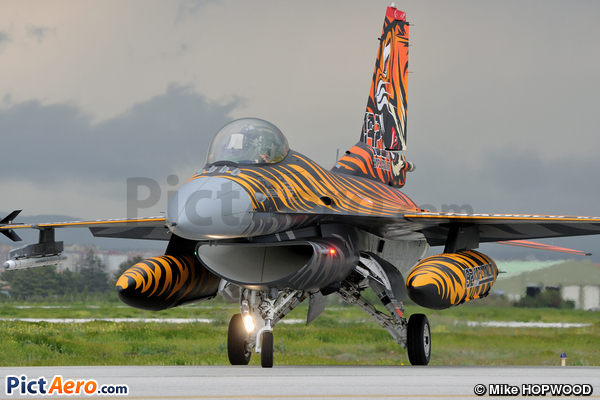 General Dynamics F-16C Fighting Falcon (Turkey - Air Force)