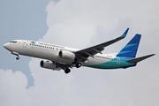 Boeing 737-81D/WL (PK-GFR)