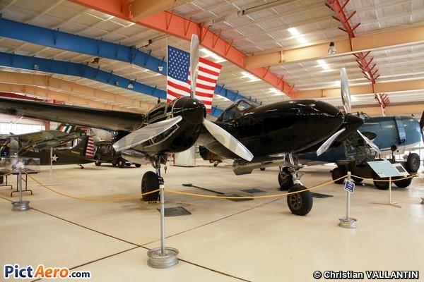 Lockheed F-5G-LO Lightning (War Eagles Air Museum)