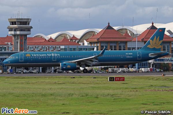 Airbus A321-231/WL (Vietnam Airlines)