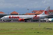 Boeing 737-8GP/WL (PK-LPJ)