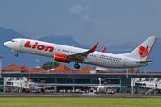 Boeing 737-9GP/ER (PK-LHR)