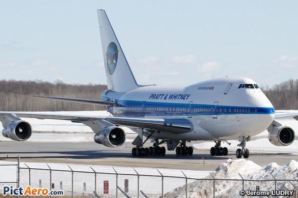 Boeing 747SP-J6 (Pratt & Whitney Canada)