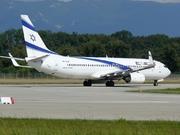 Boeing 737-8Q8/WL (4X-EKP)