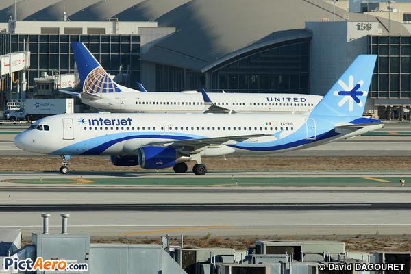 Airbus A320-214 (Interjet)