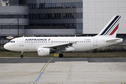 Airbus A319-111 (F-GRHK)