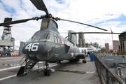 Boeing Vertol HH-46D Seaknight