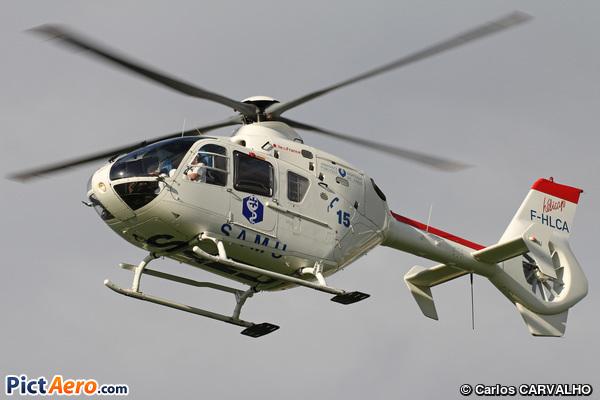 Eurocopter EC-135T2 (Helicap)