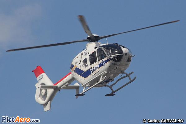 Eurocopter EC-135-T2+ (Helicap)