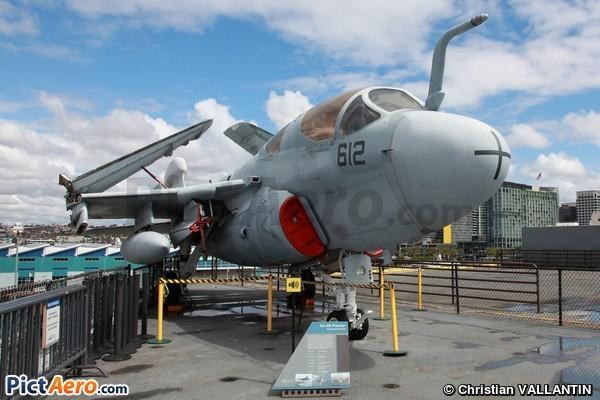 Grumman EA-6B Prowler (USS Midway Museum)