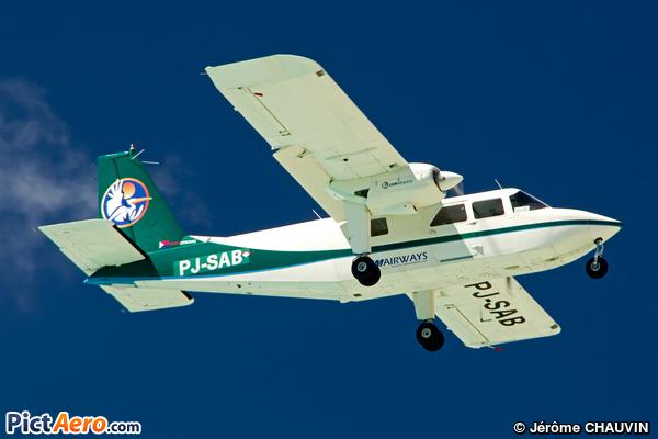 Britten-Norman BN-2A Islander (St. Maarten Airways)