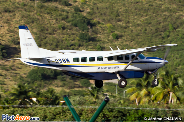 Cessna 208B Grand Caravan (St Barth Commuter)
