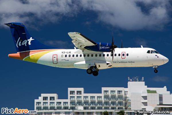 ATR 42-600 (Leeward Islands Air Transport (LIAT))