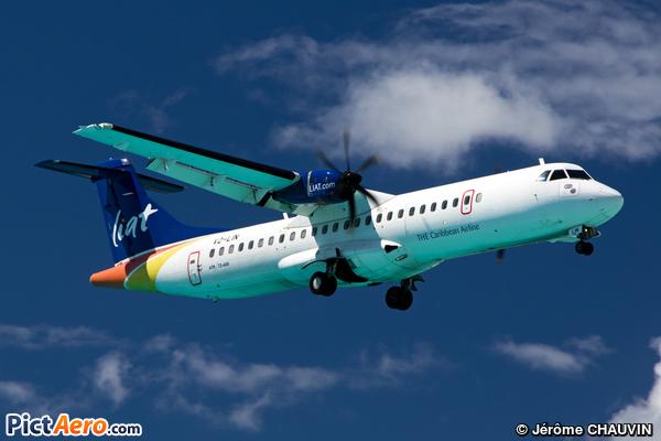ATR 72-600 (Leeward Islands Air Transport (LIAT))