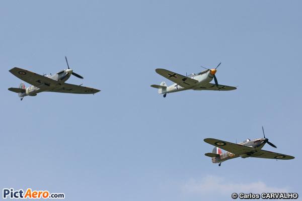 Hispano HA-1112-M1L Buchon  (Société Aircraft Reconstruction Company de John Romain)