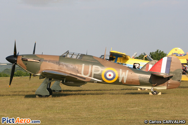 Hawker Hurricane Mk1 (Peter Vacher)