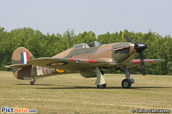 Hawker Hurricane MK XII (Historic Aircraft Collection Ltd)
