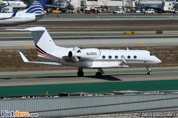Gulfstream Aerospace G-IV Gulfstream IV (Private)