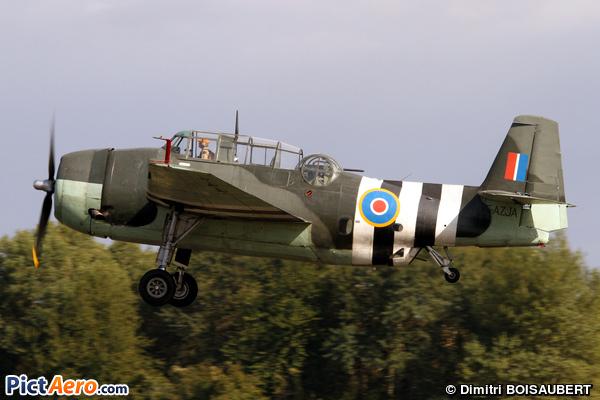 Grumman TBM-3E Avenger (Chable Didier)