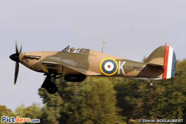 Hawker Hurricane Mk XIIA (ROOZEN JAN FRISO)