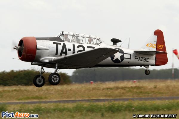 North American AT-6C Harvard Mk2A (Salis Franck)