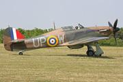 Hawker Hurricane Mk1 (G-HUPW)