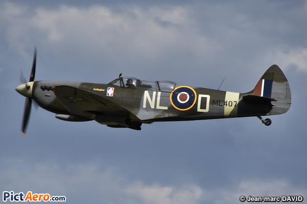 Supermarine Spitfire Tr MkIX (Carolyn Grace)