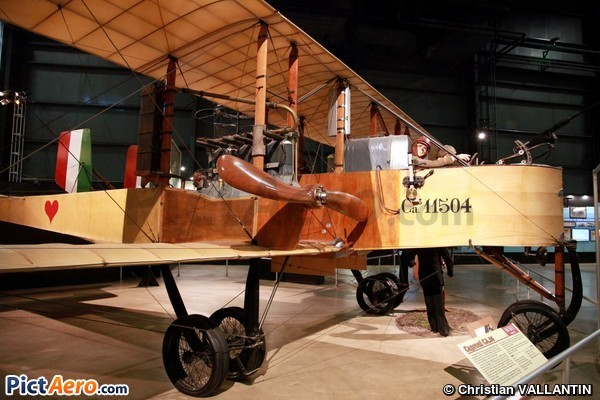 Caproni Ca-36M (National Museum of the USAF)