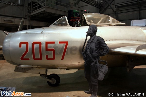 Mikoyan-Gurevich MIG-15bis (National Museum of the USAF)