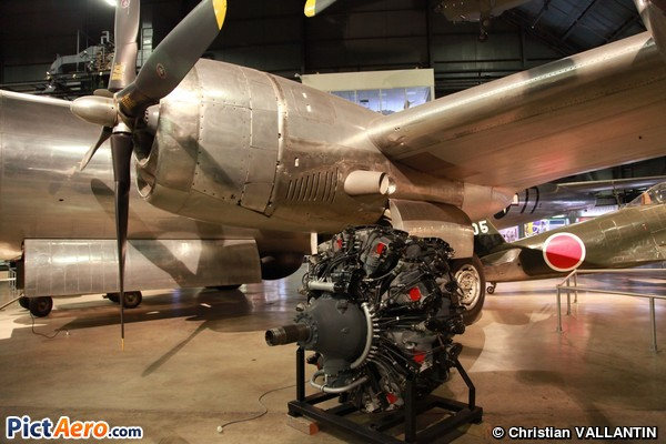 Boeing B-29A Superfortress (National Museum of the USAF)
